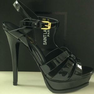 YSL Tribute heel